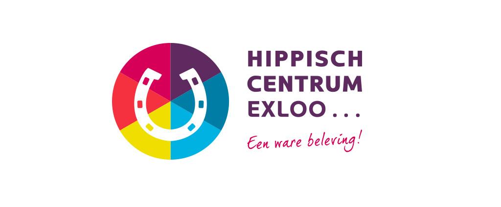 Logo ontwerp Hippisch Centrum Exloo