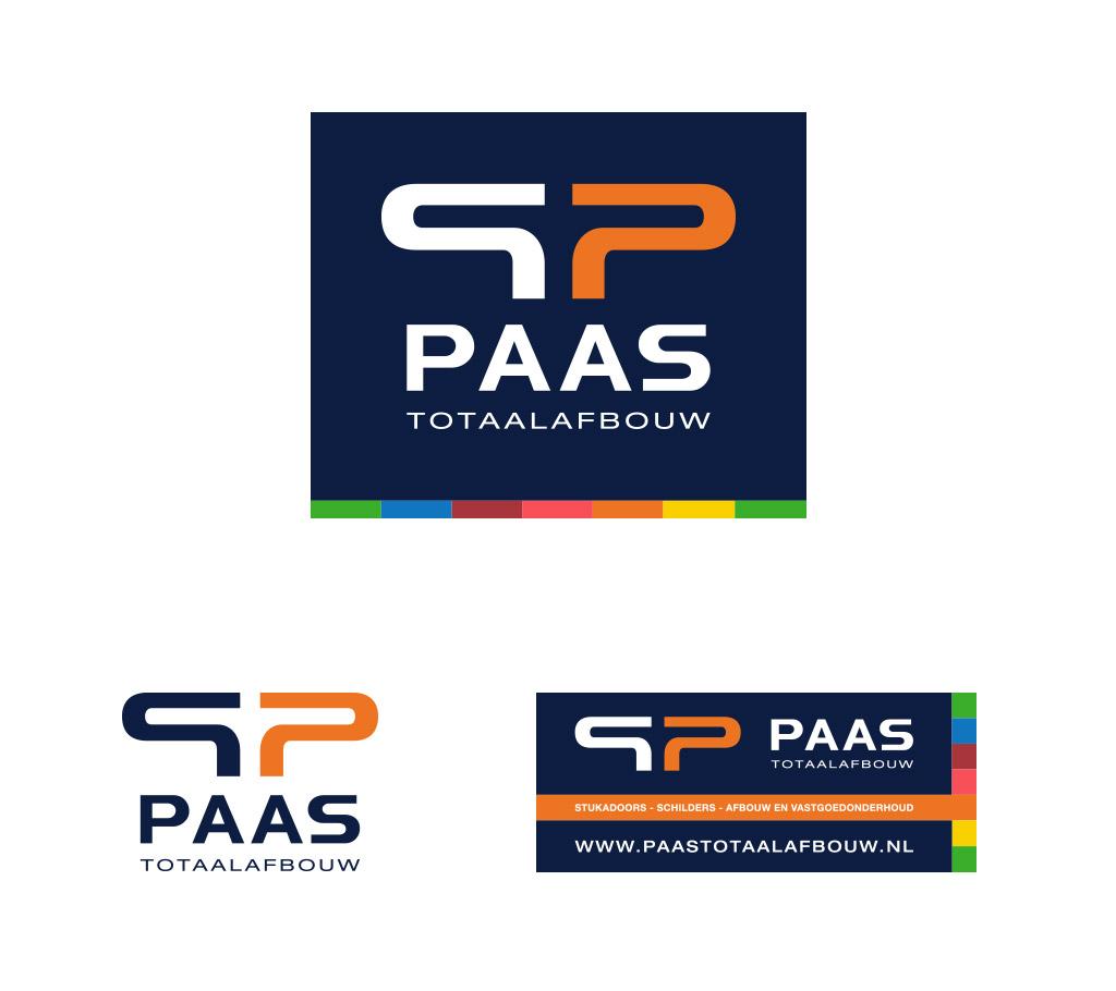 Logo ontwerp Paas Totaalafbouw