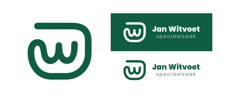 Logo ontwerp Jan Witvoet - Jacht- & Schietsport