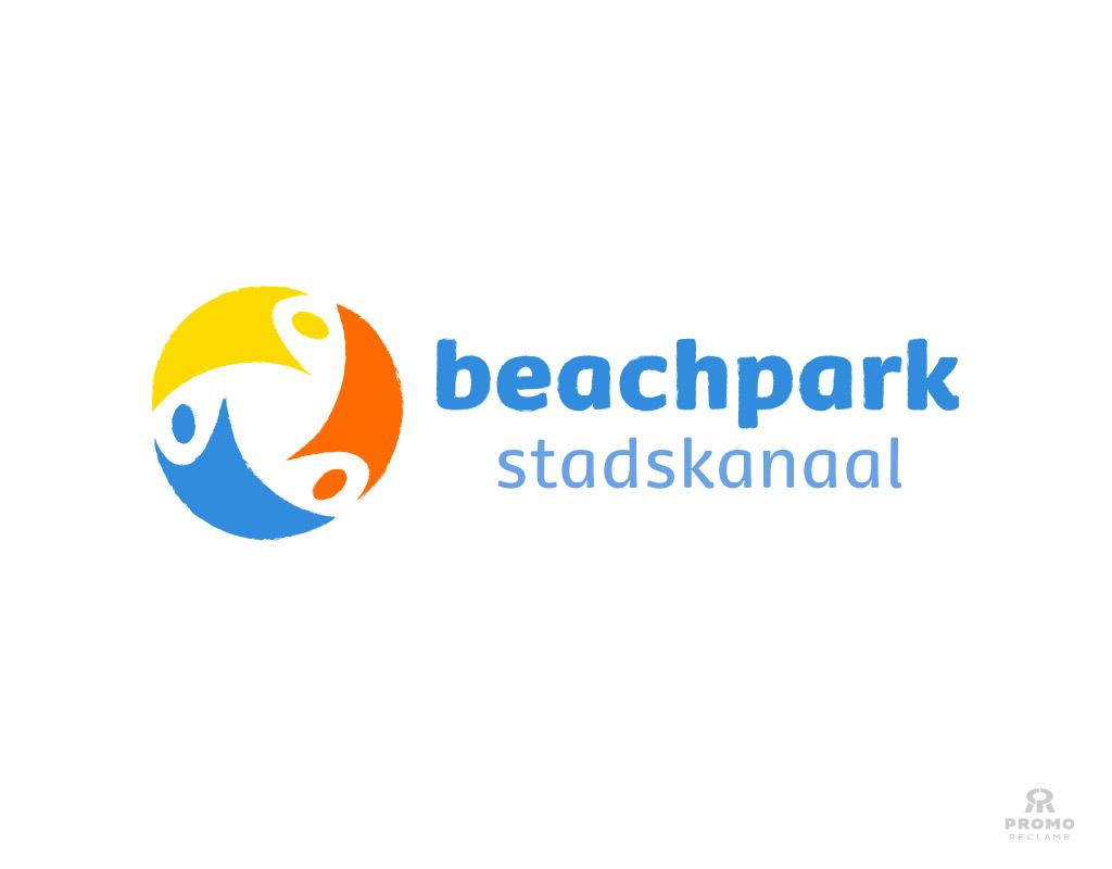 Beachpark Stadskanaal logo ontwerp